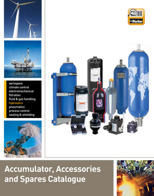 Accumulator, Accessories and Spares Catalogue