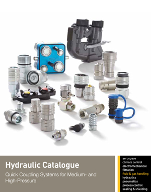 Hydraulic Catalogue Quick Coupling Systems for Medium and High Pressure