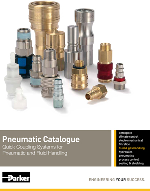 Pneumatic Catalogue Quick Coupling Systems for Pneumatic and Fluid Handling