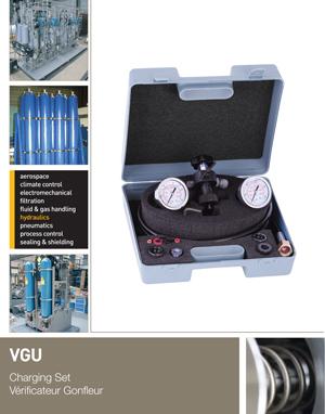 VGU Charging Set Brochure