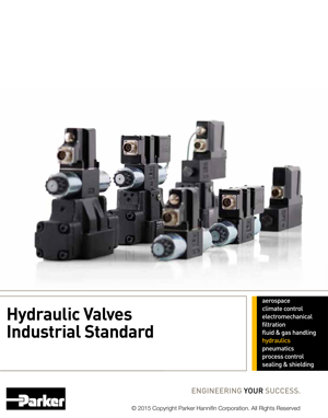 Hydraulic Valves Industrial Standard