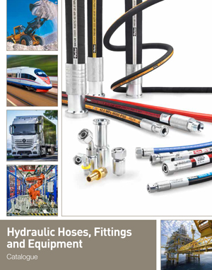 Hydraulic Hoses, Fittings and Equipment Catalogue