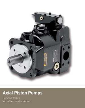 Axial Piston Pumps Series PVplus Variable Displacement